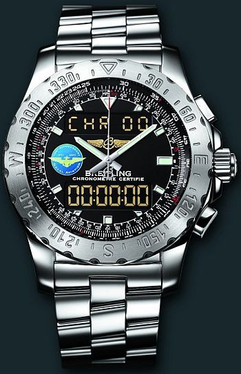 100th Anniversary of Naval Aviation Celebrates with Breitling Ai