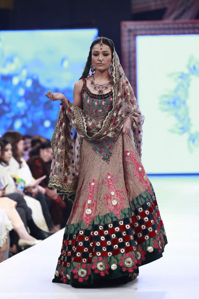 2016 Ahmed Bilal Dresses Collection Images