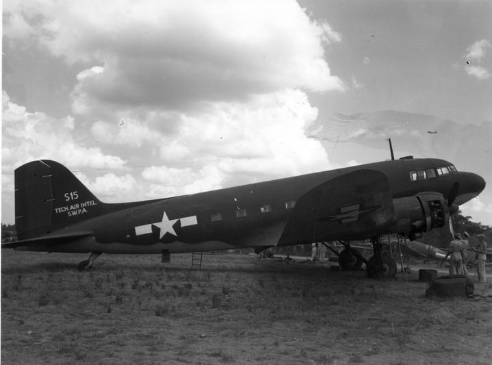 Douglas DC3, Dakota, C47, R4D, DC1, DC2 A/C Capt.Allen Campbell