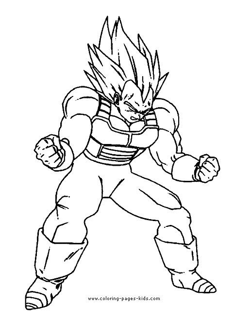 Luxury Dragon Ball Z Coloring Books For Sale