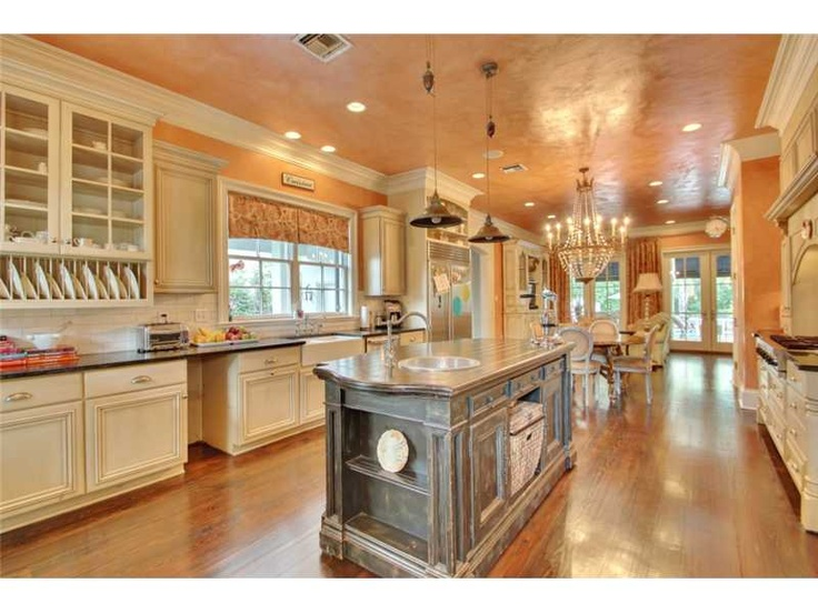 Nola Style All About Style Pinterest Custom Kitchens