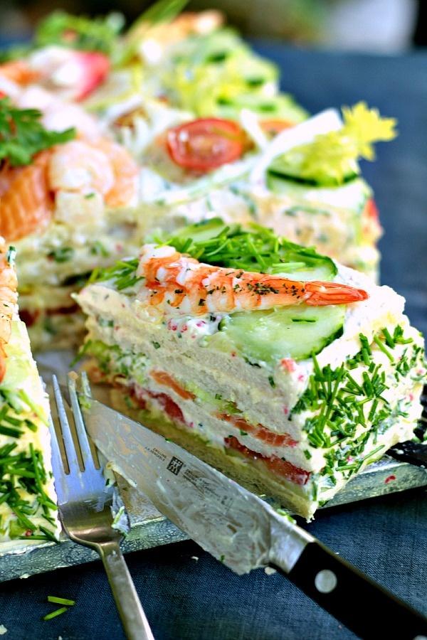 133 best images about smorgas torta on pinterest - Les cuisines de garance ...