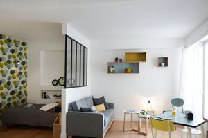 Avant/après : un 33 m2 totalement optimisé