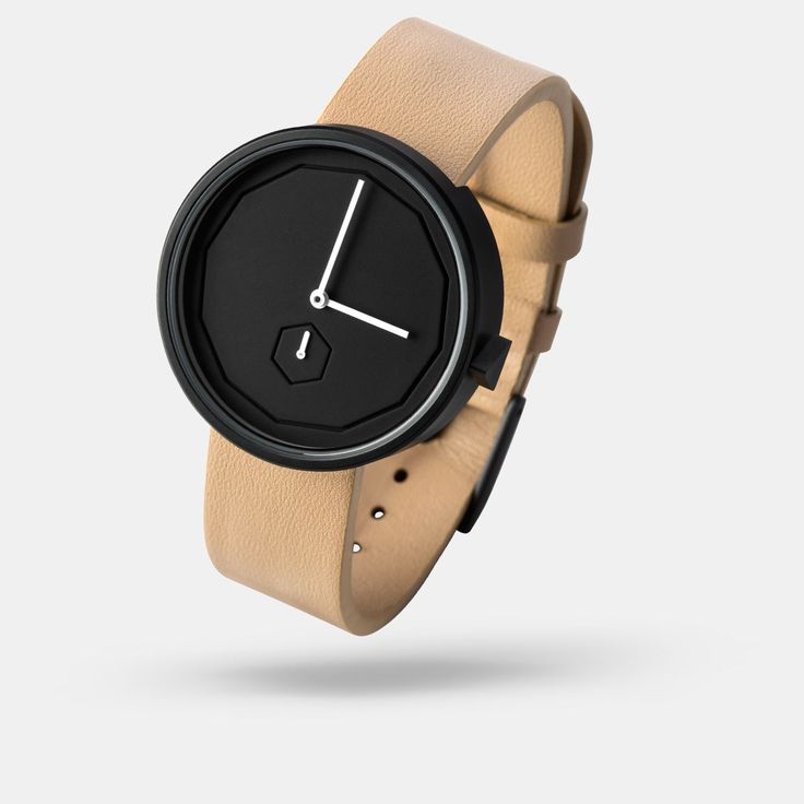 The Classic Neu is a refined range based on AÃRK's popular Classic watch. The Melbourne-based brand wanted to create a more streamlined version of their signature timepiece. #watches #design