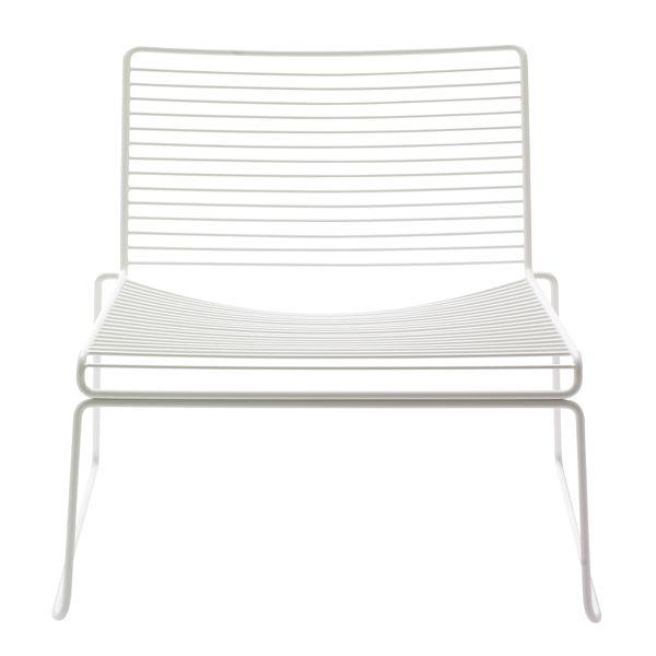 Hee nojatuoli, valkoinen