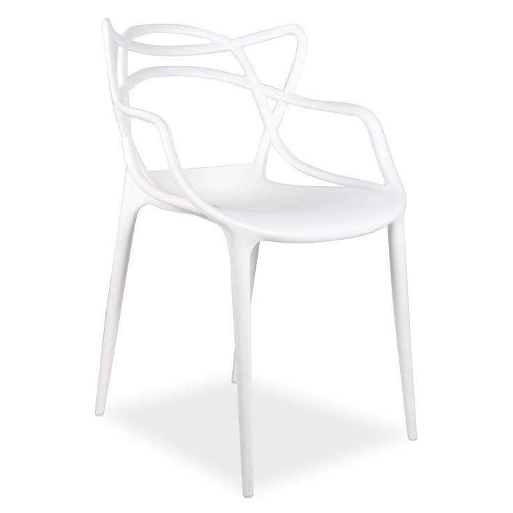 Cadeira COURVE em POLIPROPILENO para Interior / Exterior
