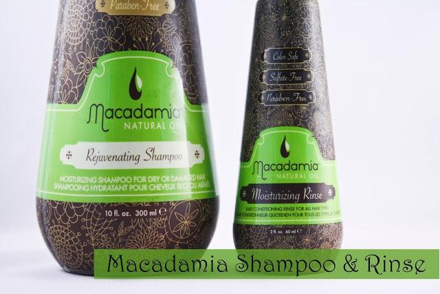 Macadamia Shampoo & Rinse