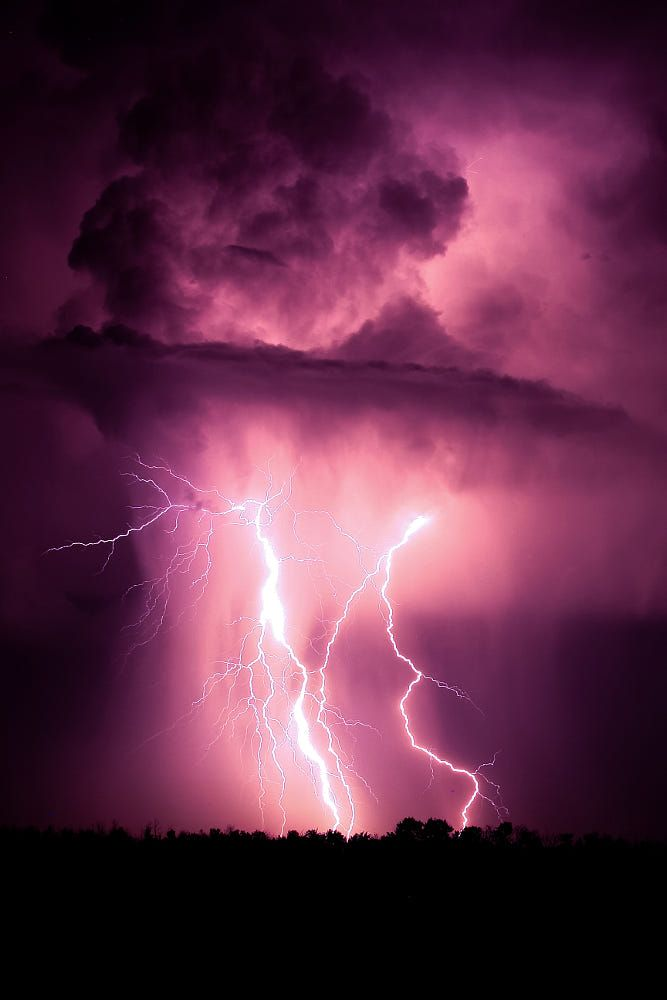 Natures Extreme Power, Calmar, Canada  by Flash Back