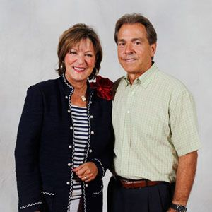 Terry Saban knows a thing about football. Married to Alabama Coach Nick Saban for nearly 40 years, to say that football is an integral part of her life is an understatement.