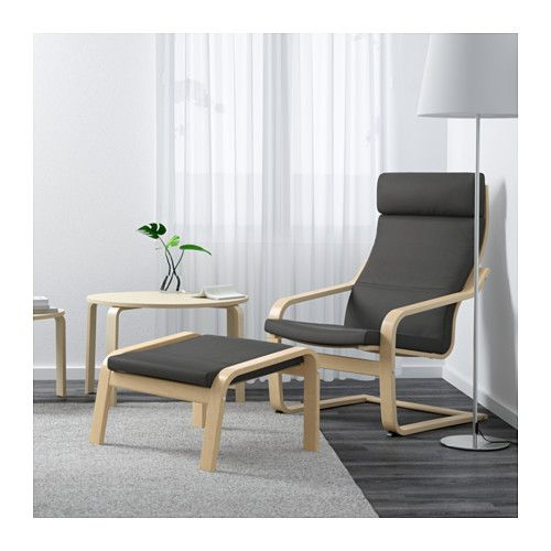 Ikea Poang Chair Living Room: US - Furniture And Home Furnishings