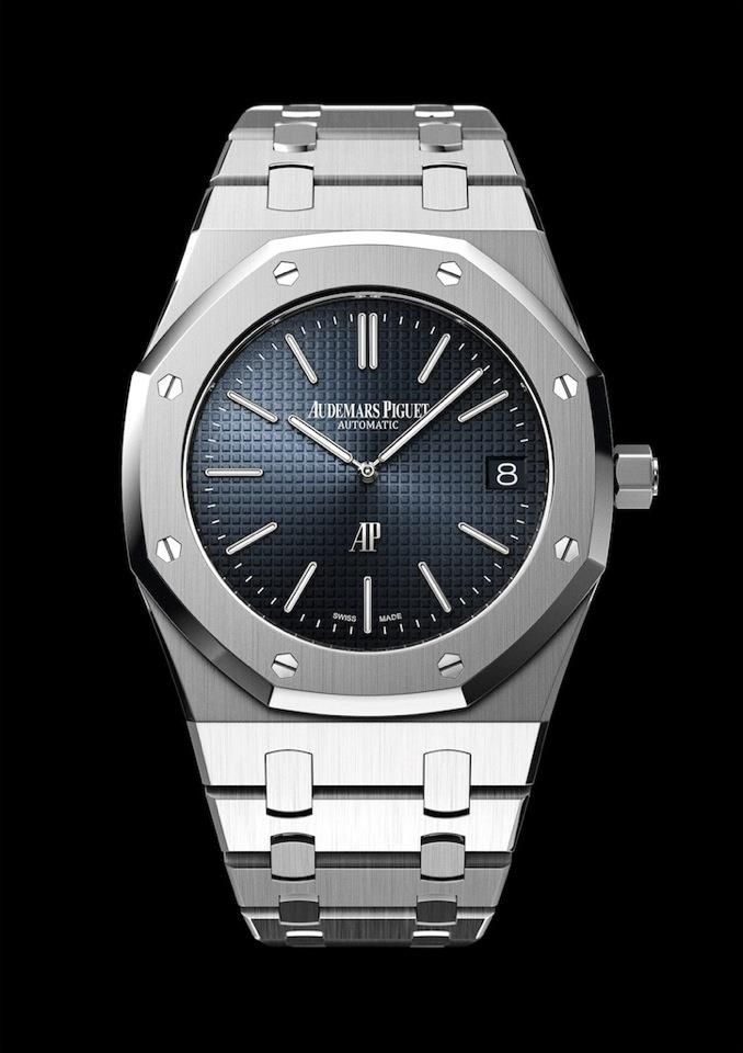 The CLASSIC Audemars Piguet ROyal Oak