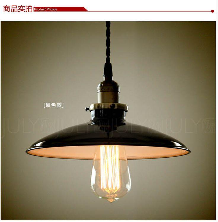 чердачные лестницы Промышленный дизайнер лампы американский стиль кантри ресторан спальные бар Continental ретро элегантный люстра - Taobao