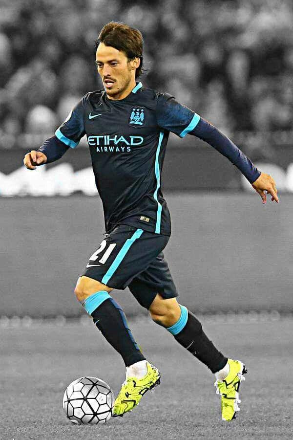 David Silva City Legend