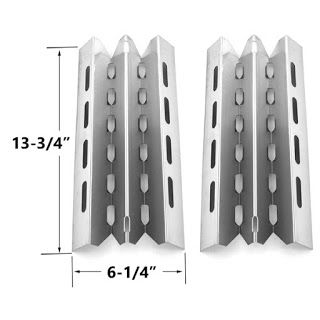 Grillpartszone- Grill Parts Store Canada - Get BBQ Parts,Grill Parts Canada: Huntington Heat Plate | Replacement 2 Pack Stainle...
