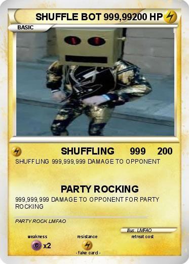 Pokémon SHUFFLE BOT 999 99 99  SHUFFLING 999  My Pokemon