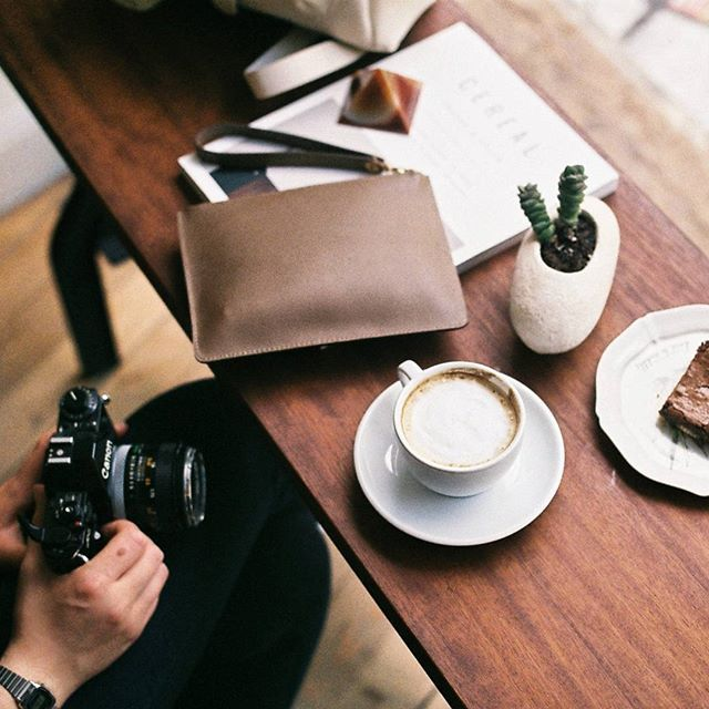 Like it. Canom Ae1 Program / Tudorcolor #analogue #coffee by rrrroza