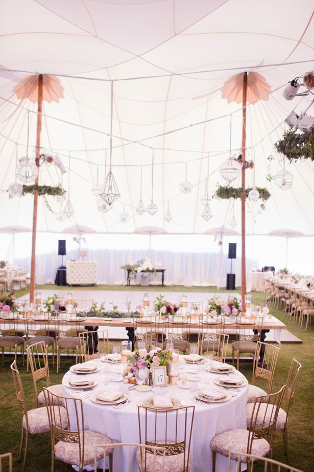 An Elegant Tent Marriage Ceremony With A Rustic Ethereal Twist