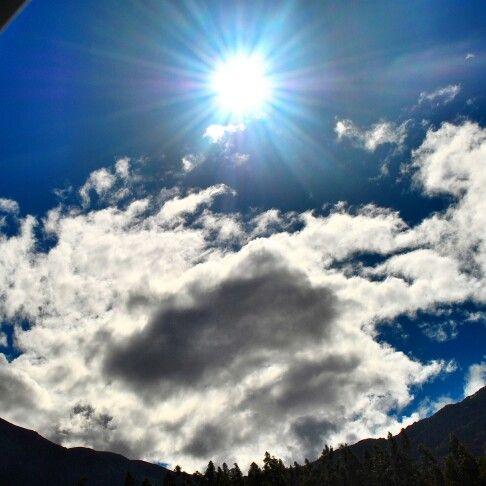Cielo .nubes