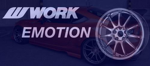 Work Emotion wheels baby. We've got em!