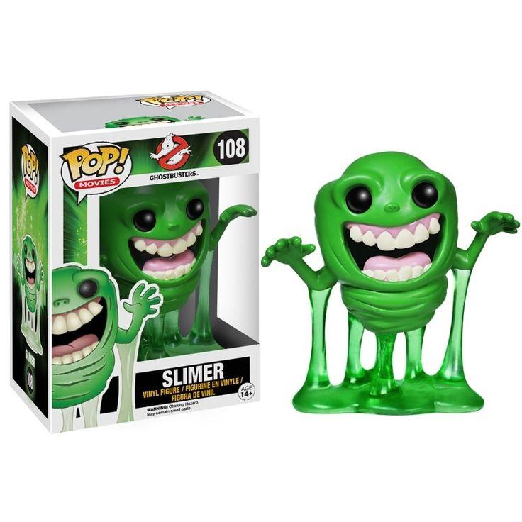 Movies Pop! Vinyl Figure Slimer [Ghostbusters] - Funko Pop! Vinyl