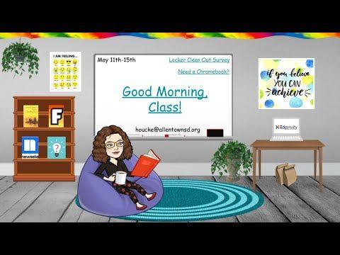 bitmoji classroom interactive virtual computer lab backgrounds google learning classrooms