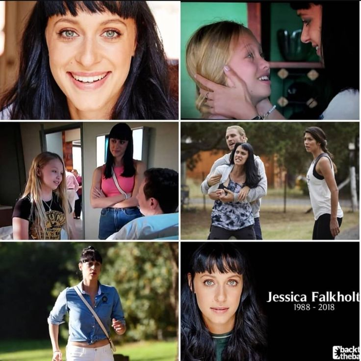 """11 Likes, 1 Comments - Brax Lover ~ Chax (@maplespring) on Instagram: """" RIP Jessica Falkholt ~ Fly high with your mum & dad and sister now  #ripjessicafalkholt…"""""""