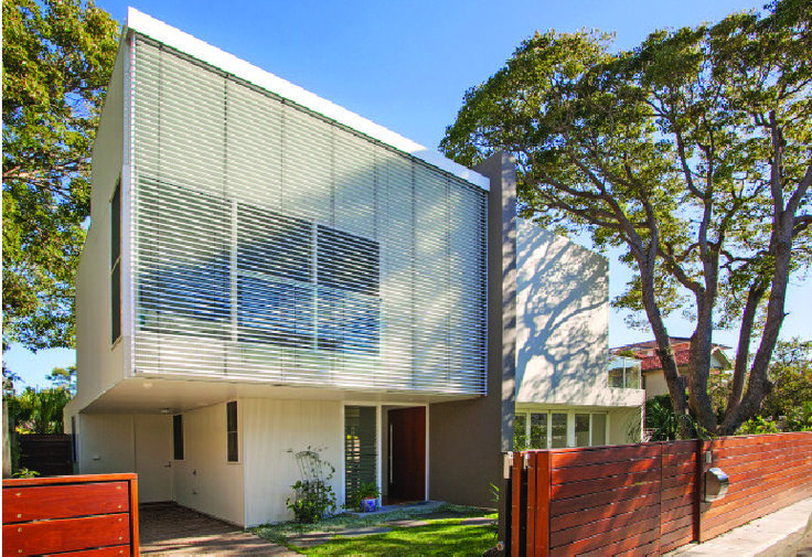 New home in Manly by Sydney Beach Homes