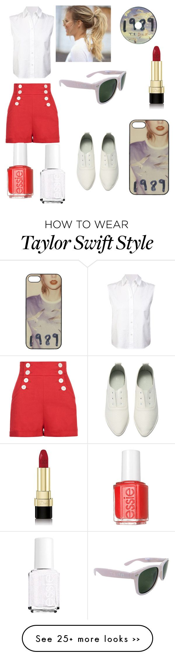 """Taylor Swifting the day//Taylor Swift"" by fashiongirlxcx on Polyvore"