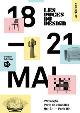 Les Puces du Design 2017