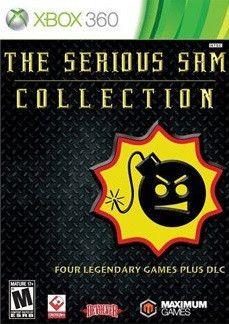 Serious Sam Collection (Xbox360)