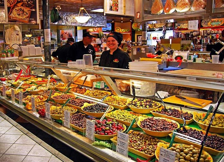 Italian Grocery Store | ... on Federal Hill, an Italian Grocery Store in Providence, Rhode Island