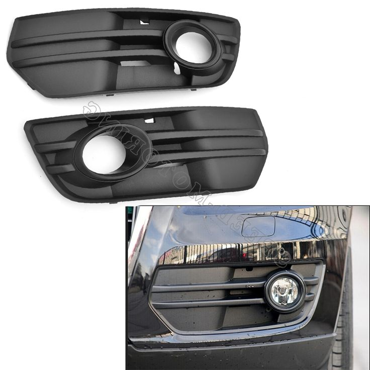 32.90$  Watch here - https://alitems.com/g/1e8d114494b01f4c715516525dc3e8/?i=5&ulp=https%3A%2F%2Fwww.aliexpress.com%2Fitem%2FPair-Q5-ABS-car-front-Fog-light-lamps-cover-box-Front-Bumper-Matt-Black-Lower-Side%2F32621460755.html - 1Pair Q5 ABS car front Fog light lamps cover box Front Bumper Matt Black Lower Side Fog Light Grill For Audi Q5 2009 2010 2011