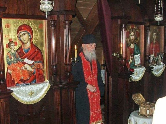 Παναγία Ιεροσολυμίτισσα : Γέροντας Εφραίμ Αριζόνας: Νήψις - Προσευχή - Εξομο...