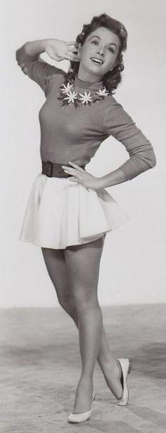 Young Debbie Reynolds 1993 best celeb...