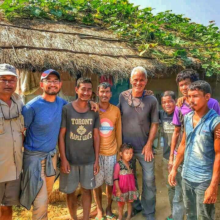 Jeremy Wade in Nepal