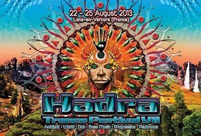 Hadra Trance Festival, Lans-en-Vercors, Rhône-Alpes