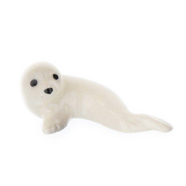 Hagen-Renaker Miniature Harp Seal