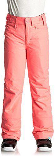 Roxy – Backyard – Pantalon de Ski – Femme: Pantalon de snow pour femme. Les caractéristiques produit sont les suivantes: imperméabilité :…