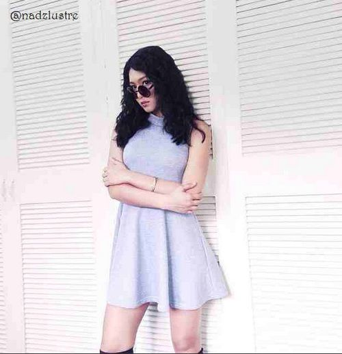 Nadine lustre fashion #classy | Fashion Dress Group Company | Pinterest | Nadine lustre and ...