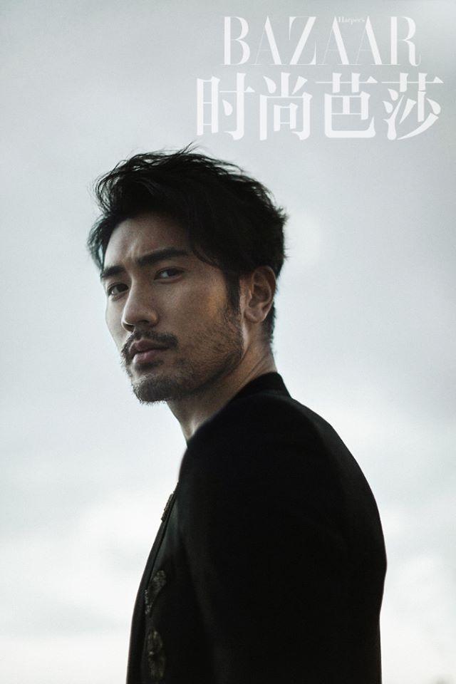 yeah...that's Godfrey Gao — godfreygaodailys:     Photoset #2: Godfrey Gao for...
