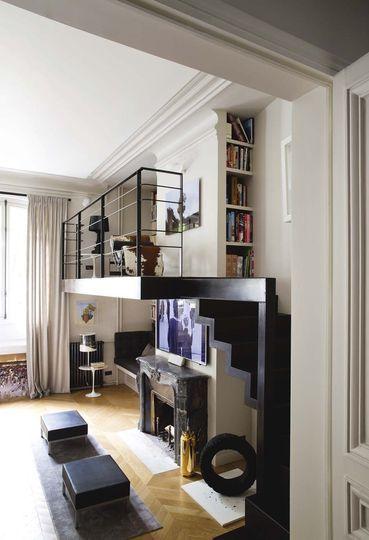 Appartement paris rénové par larchitecte isabelle stanislas