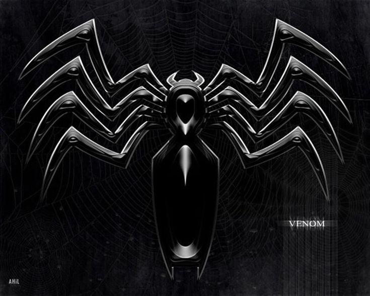 Venom symbol wallpaper