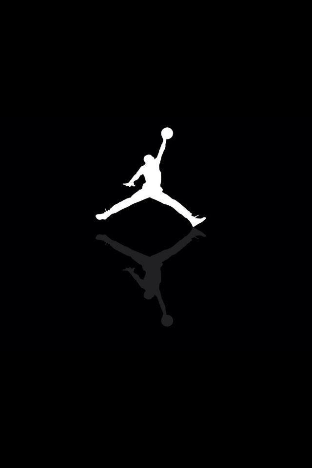 Pin By Johanna Coleman On Sports Memes Jordan Logo Wallpaper Jordan Logo Michael Jordan Art