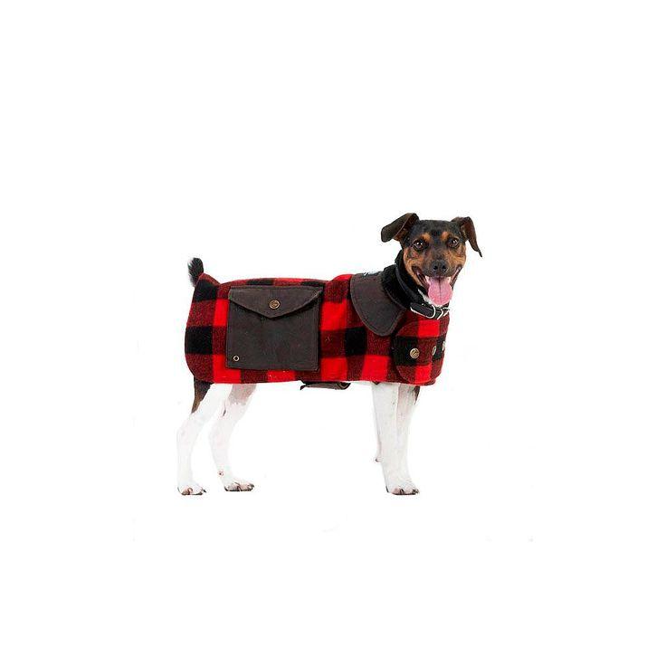 Dog Coats - Swanndri Classic Wool Dog Coat - Swanndri