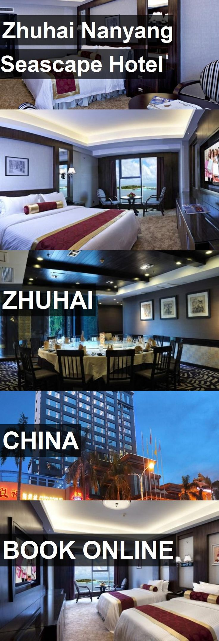 Hotel Zhuhai Nanyang Seascape Hotel in Zhuhai, China. For more information, photos, reviews and best prices please follow the link. #China #Zhuhai #ZhuhaiNanyangSeascapeHotel #hotel #travel #vacation