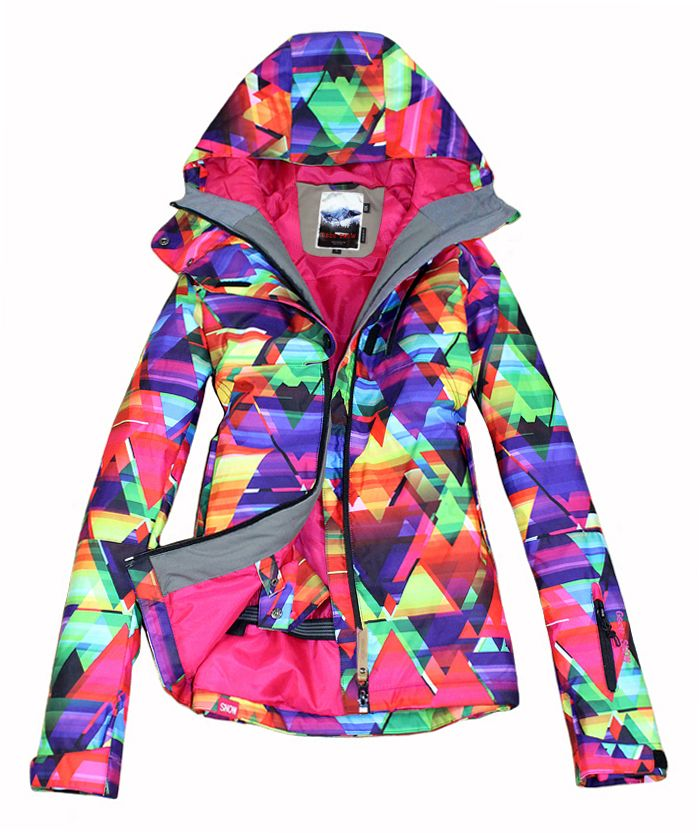 Pin by APTRO WOMENS US on Winter colorful waterproof Snowsuit ski suits  jacket+pants  ea19281f9