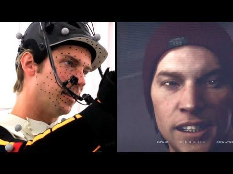 ▶ inFAMOUS Second Son: Emotion Capture (ft. Troy Baker as Delsin Rowe) - YouTube