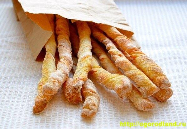 Сырные палочки из теста. Рецепт приготовления сырных палочек