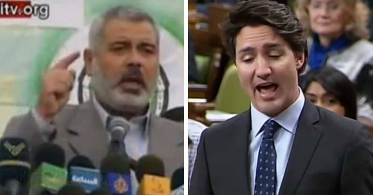 "Watch: Justin Trudeau says ""Canadians expect us to help Hamas"" even if they try to kill Israelis 