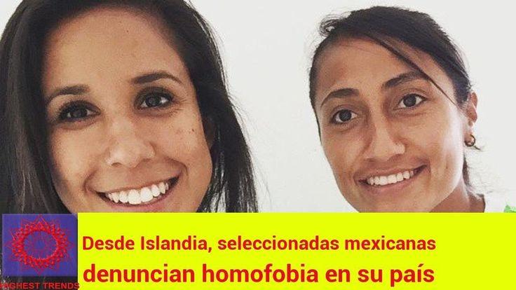 Jugadoras de la selección de fútbol femenina de México, Bianca Sierra y Stephany Mayors deciden emigrar a Islandia para poder desarrollar su carrera deportiva sin ser juzgadas por su orientación sexual, después de haber sido víctimas de la homofobia en México.
